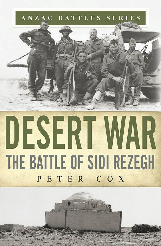 Desert War: The Battle of Sidi Rezegh
