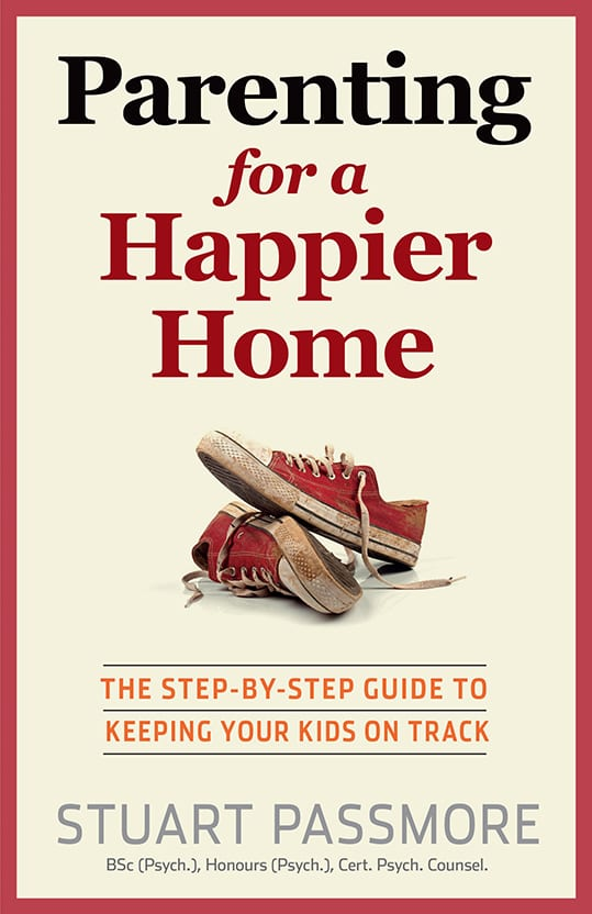 Parenting for a Happier Home: The Step-by-Step Guide to Keeping your Kids on Track 1