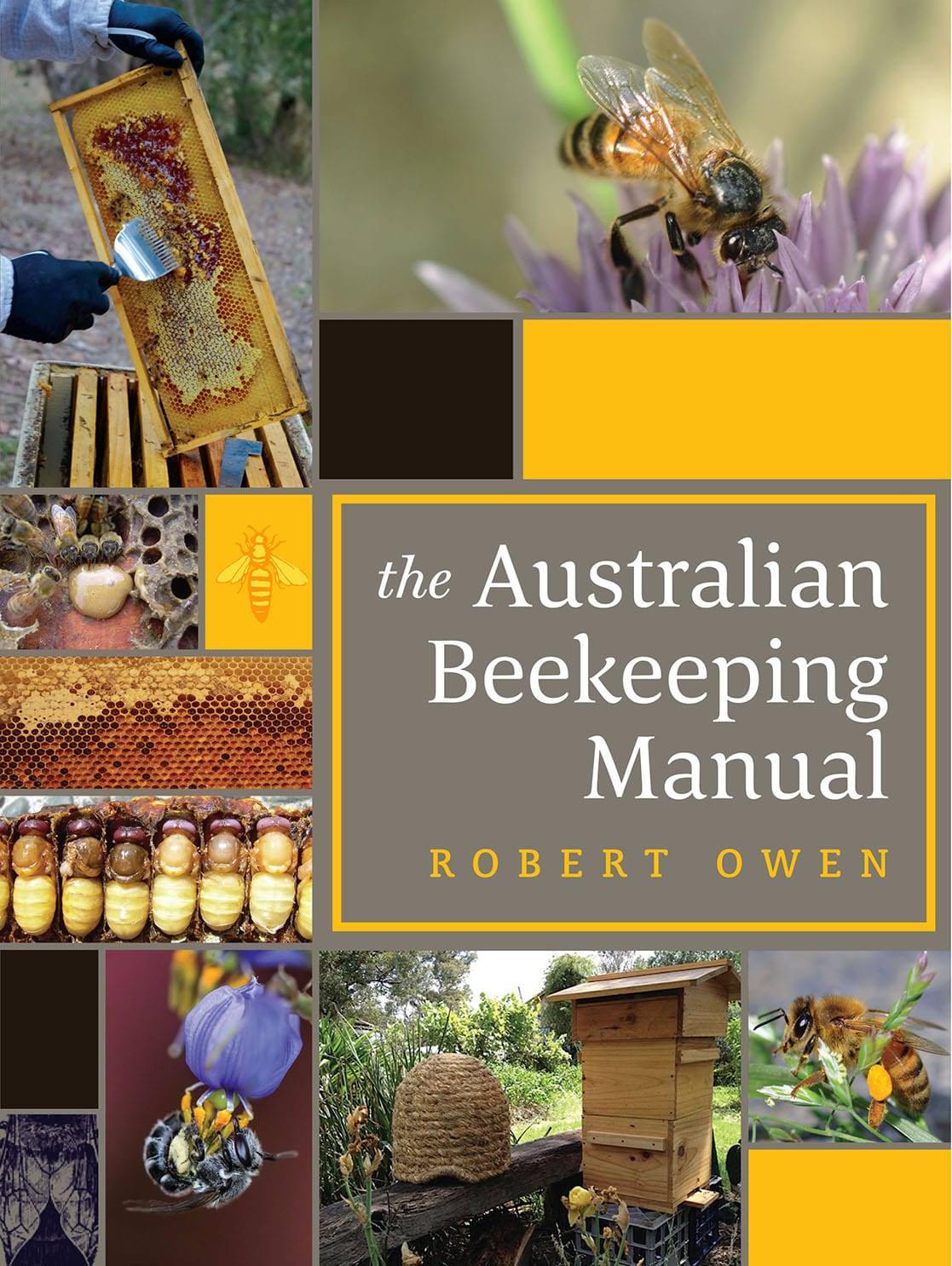 The Australian Beekeeping Manual