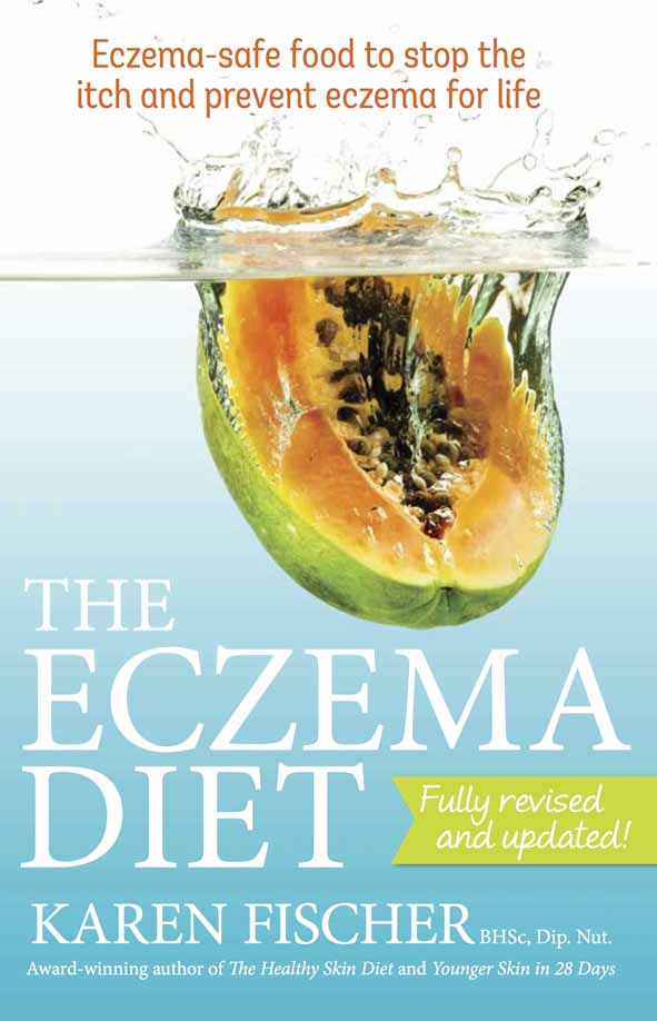 The Eczema Diet (2nd Edition): Eczema-safe food to stop the itch and prevent eczema for life