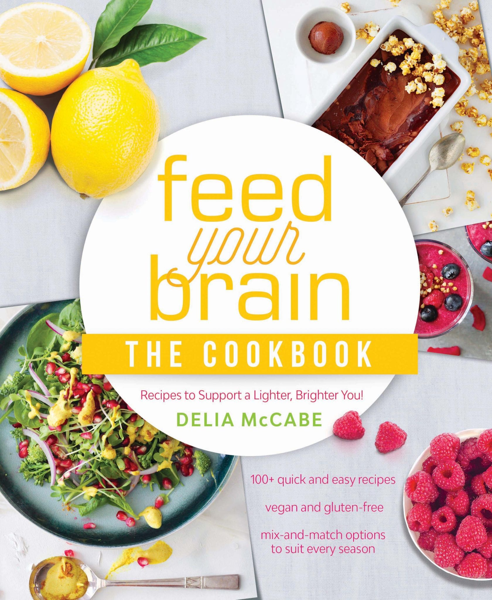 Feed your brain the cookbook exisle publishing feed your brain the cookbook forumfinder Gallery