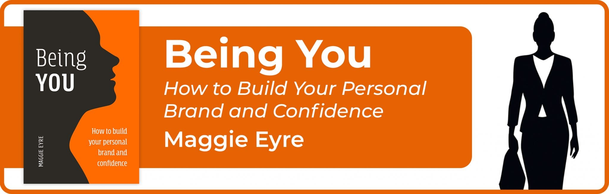 Being You book banner