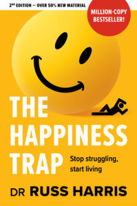 Happiness Trap (2nd Edition Book Cover)